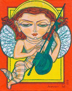 Angel - Avatar paintings