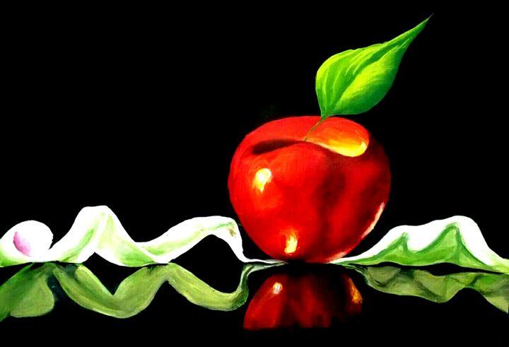 Sweet apple - afrik art