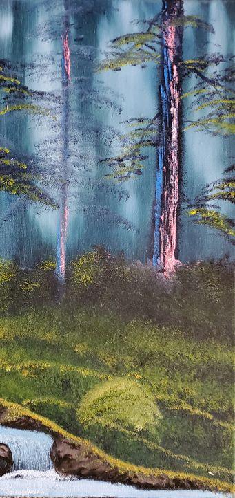 Reflection Forest - Scouller Art