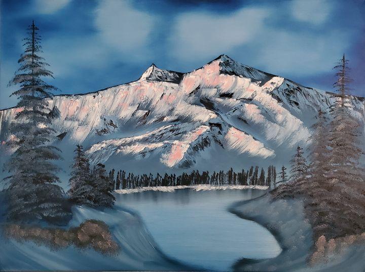 Rosie Mountains - Scouller Art