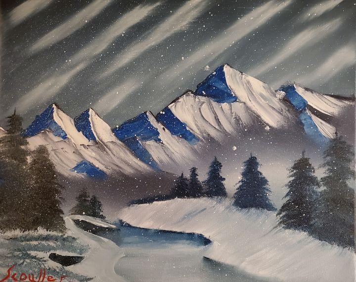 Frozen Expanse - Scouller Art