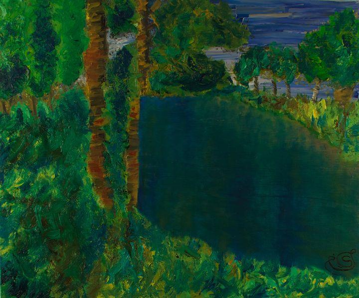 Landscape - HijazyArt