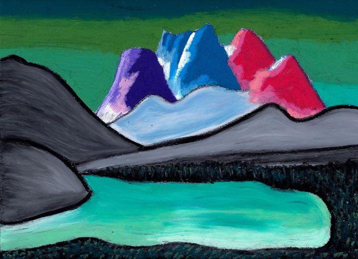Sweet Peaks - LEVAC