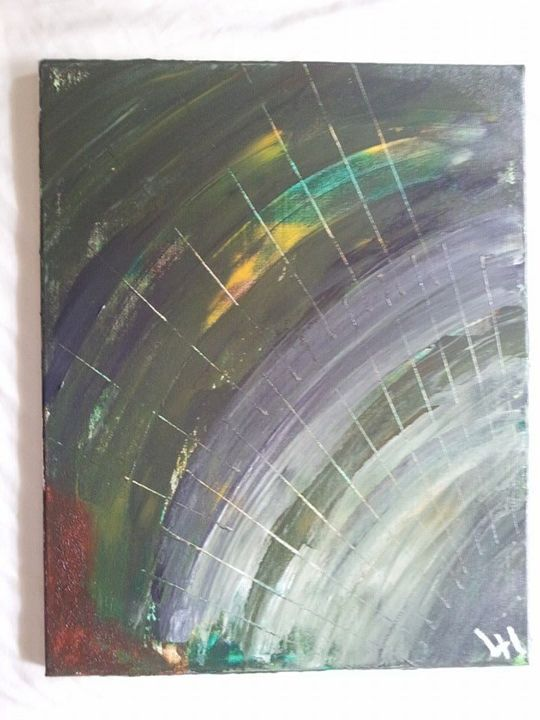 The Outer Rim - Lucas' Abstract Paintings
