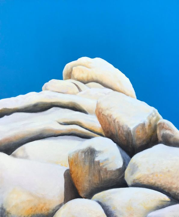 Joshua Tree Boulders - SAKO