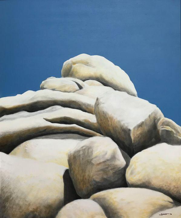 Joshua Tree Boulders 1 - SAKO