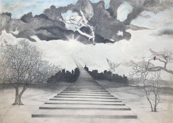 Stairway to Heaven - SAKO