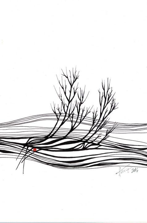 The seed - Aniko Hencz art