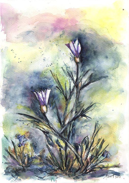 Fragrance - Aniko Hencz art