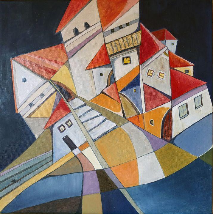 Close to midnight - Aniko Hencz art