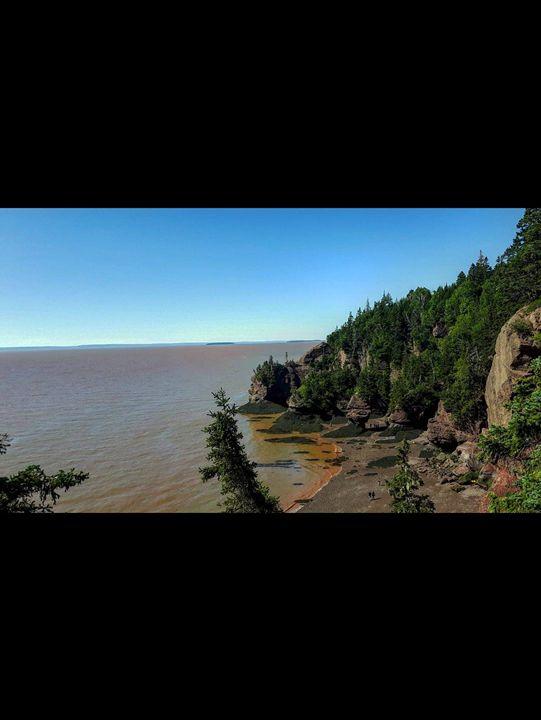 Fundy Bay - Alexia Lampron