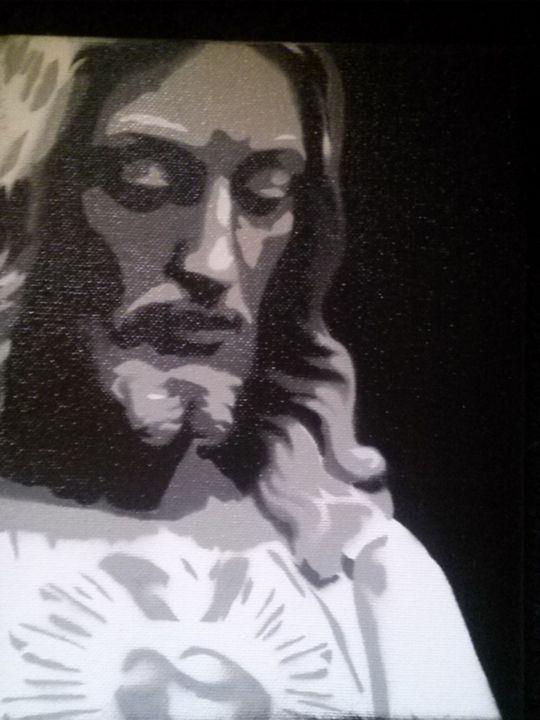 jesus piece - lavishdesign