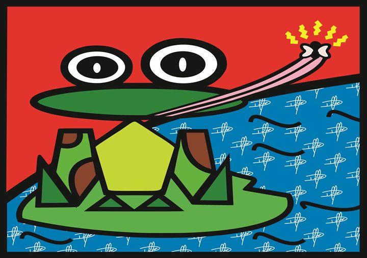 Frog - Smart Art