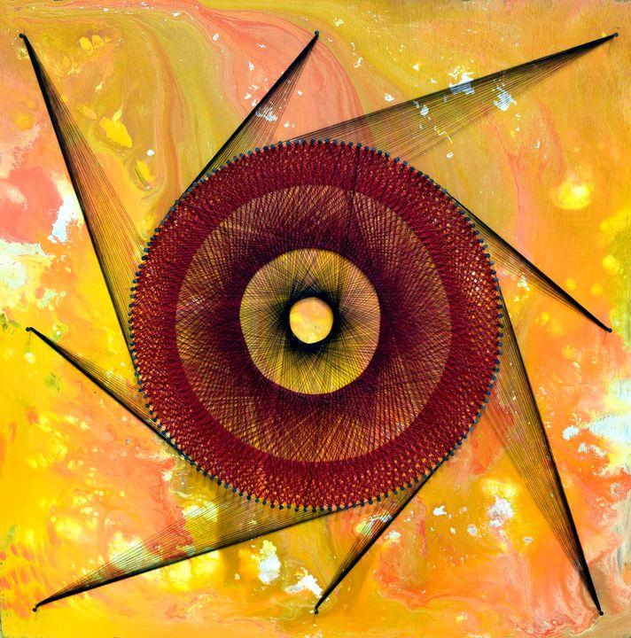 Nailed it Series No. 36 - Art By Sumit Mehndiratta