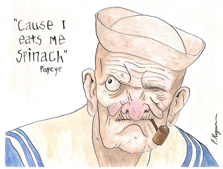Popeye - Phil Hogan