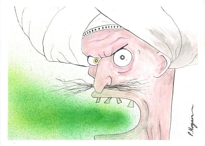 Arabian breath - Phil Hogan