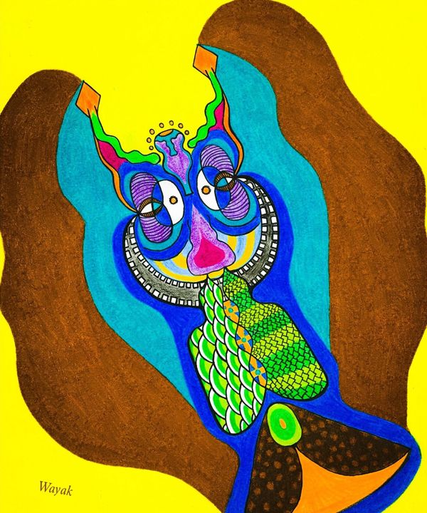 Blissful Sinergy - Wayak