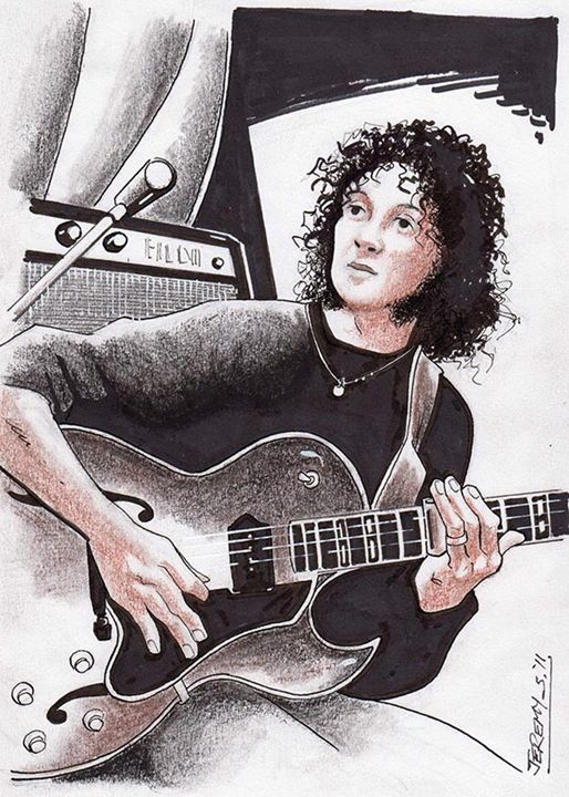Jeremy Spencer, Fleetwood Mac - Jeremy Spencer Art Prints