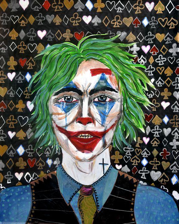 Joker - Zhymas Art