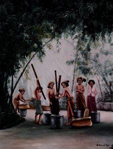 Bali Circa 1970
