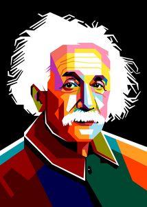 Einstein Pop Art -  Khariyanul