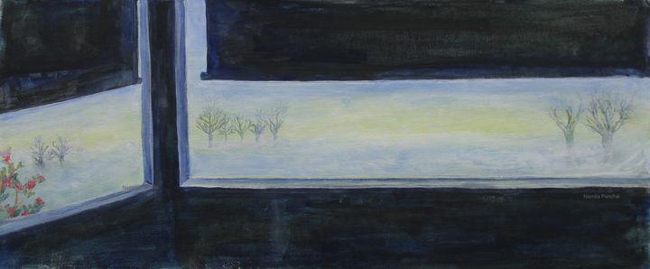Winter mist - Namita Panchal