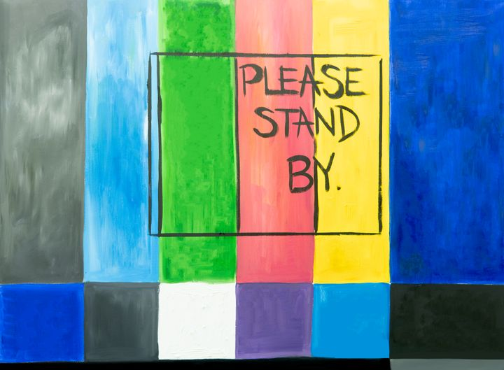 Please Stand By - Ks.Kanvas