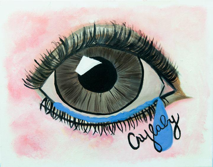 Cry Baby - Ks.Kanvas