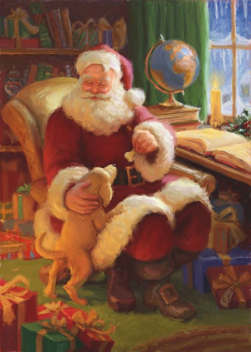 Santa's best friend - Daniel Rodgers