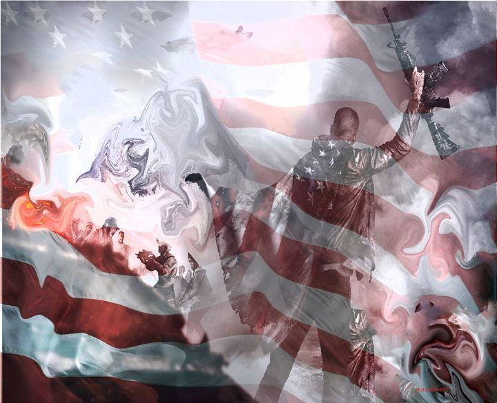i claim my freedom - BJVLEAVITT