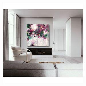 Amal - Extra large paintings XXL - Maria Esmar