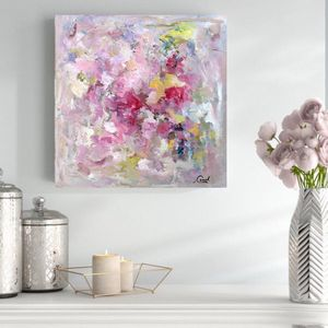 Ethereal Beauty oil canvas