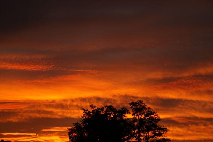 sky on fire - sid-ffcts