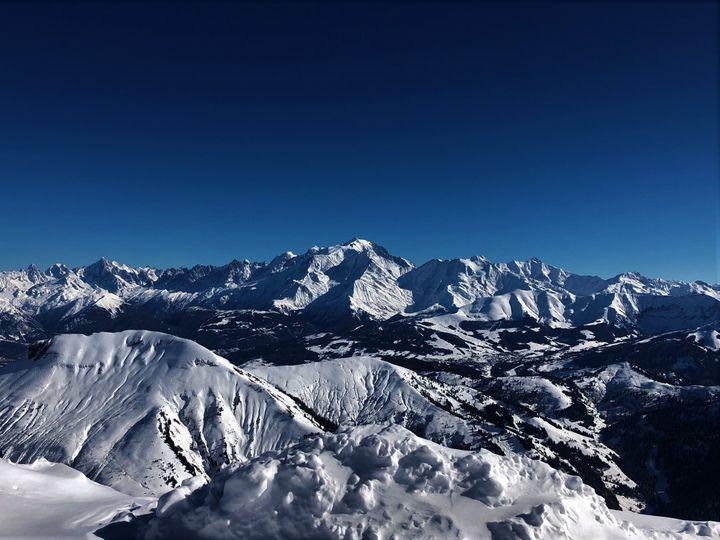 Mount Blanc - sid-ffcts