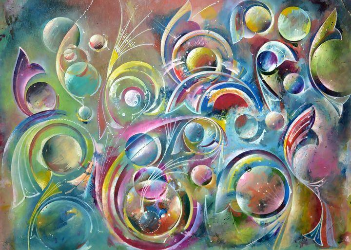 Abstract art - Vishal