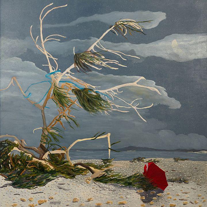 Wind - Vivi Karakatsani Art