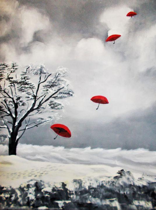 Dreams (part II) - Vivi Karakatsani Art