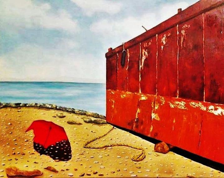 Εxclusion - Vivi Karakatsani Art