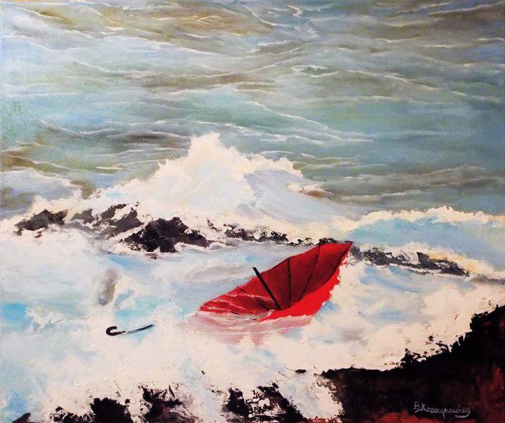 Notion of survival - Vivi Karakatsani Art