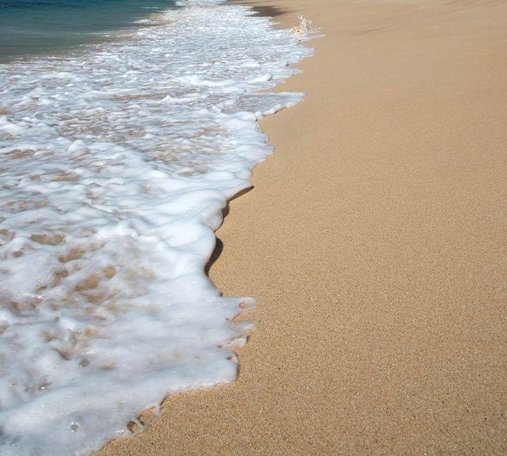 Paradise Beach - Christina Rahm Art