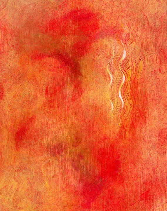 Orange - Christina Rahm Art
