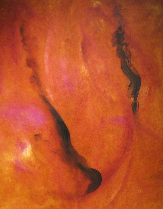 Flamenco - Christina Rahm Art
