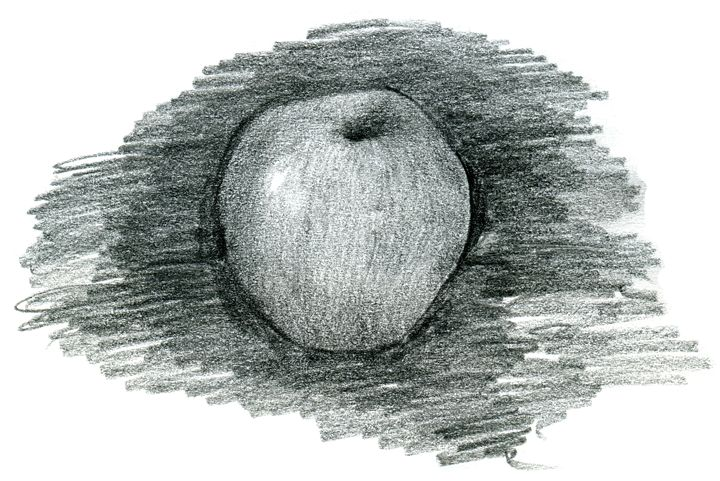 Apple - Christina Rahm Art