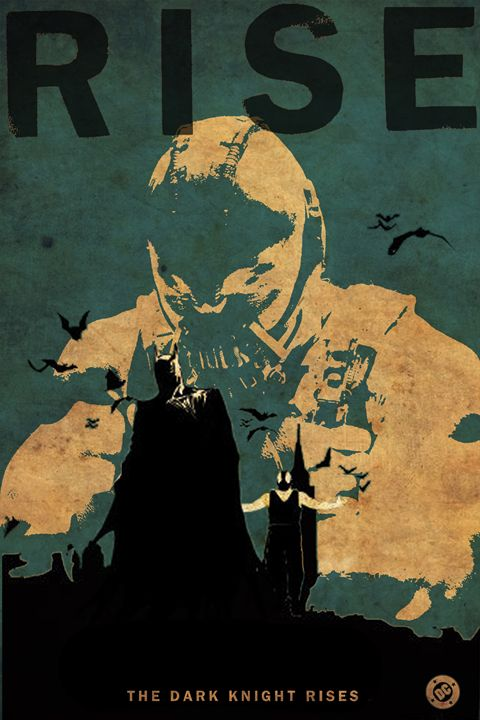 The Dark Knight Rises - Rateau Gallery