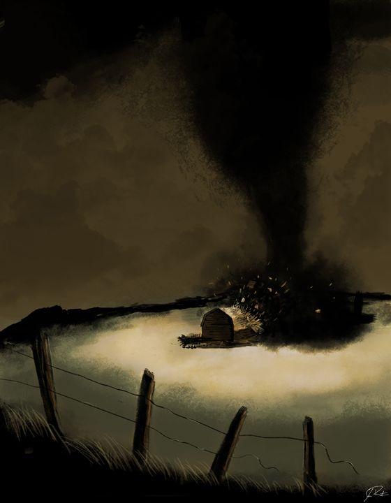Tornado Alley - Rateau Gallery