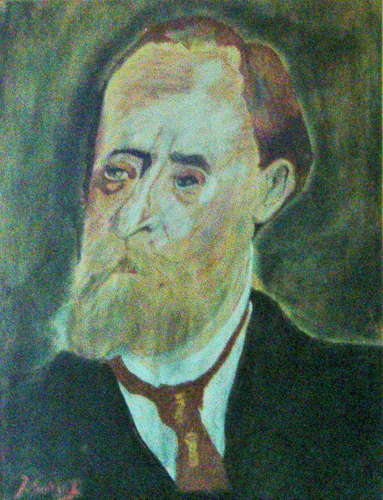 The Forgotten Composer - Ryan McLeod Art