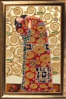 Fulfillment bead embroidery - Lana Grigo