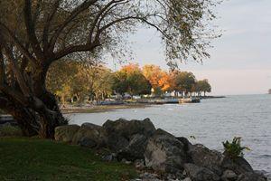 Fall on the Island