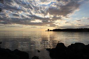 Night Sky on the Islands