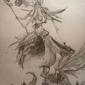 necromanter queen